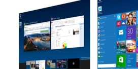 Alles hangt af van Windows 10