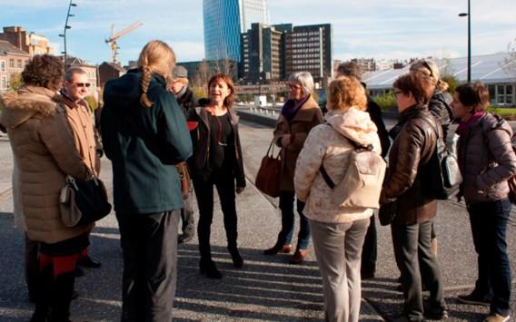 Vizit: teambuilden met stadsbewoners