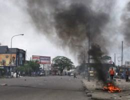 'Minstens 40 doden bij protest tegen Kabila'