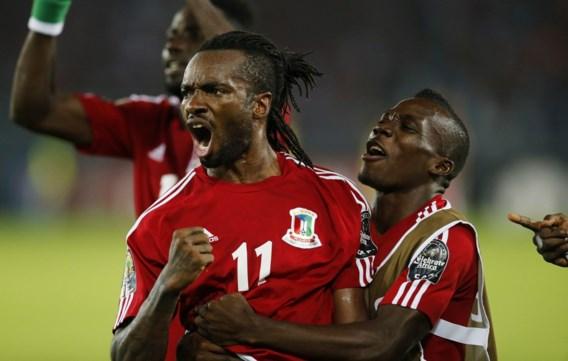 AFRICA CUP. Congo en gastland bereiken kwartfinale ten koste van Paul Put