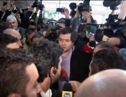 Pers overstelpt Syrizaleider