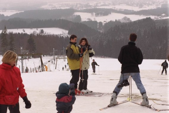 Vijftien wintersportcentra in Oostkantons zondag open