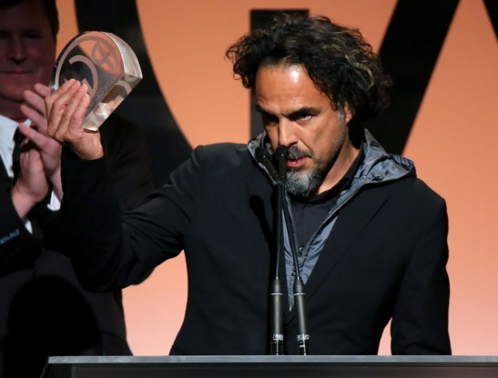 Hollywood-producenten bombarderen 'Birdman' tot Oscar-favoriet