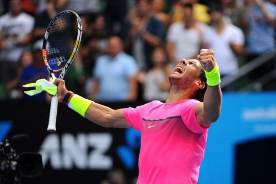 AUSTRALIAN OPEN. Duel Berdych-Nadal in kwartfinales, boeman Federer uitgeschakeld