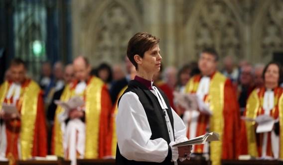 Eerste vrouwelijke bisschop gewijd in Britse anglicaanse kerk
