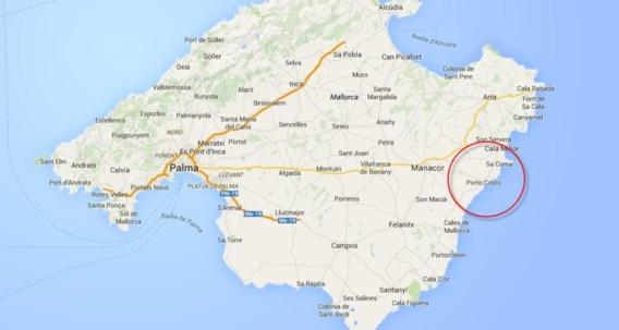 Belg sterft na val op Mallorca