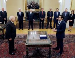 Tsipras beëdigd als nieuwe premier