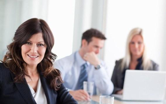 Binnen 10 jaar nog altijd maar 1 op 3 leidinggevenden een vrouw?