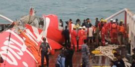 Indonesisch leger stopt pogingen om wrak AirAsia boven te halen