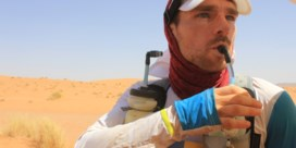 Belg gaat 300 kilometer non-stop lopen in woestijn