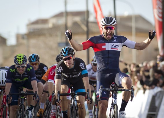 Sprinter van IAM wint eerste wegrit op Europese bodem