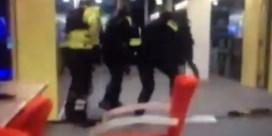 De overmeestering door de ogen van de politie