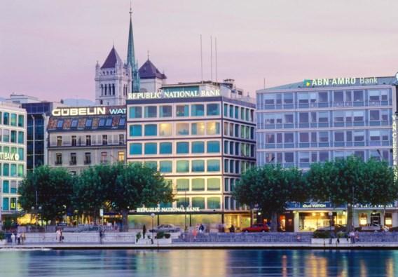 Zwitserse banken lozen massaal Belgische zwartspaarders