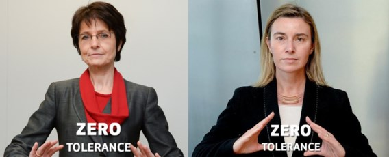 Thyssen en Mogherini gaan voor nultolerantie