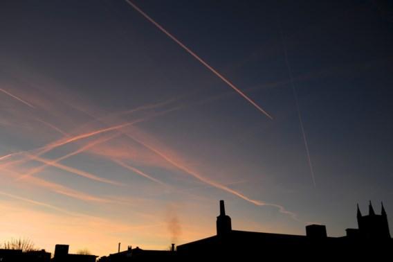 Bijna 90.000 klachten over vliegroutes Brussel