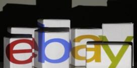 Overheid verkoopt spullen via eBay