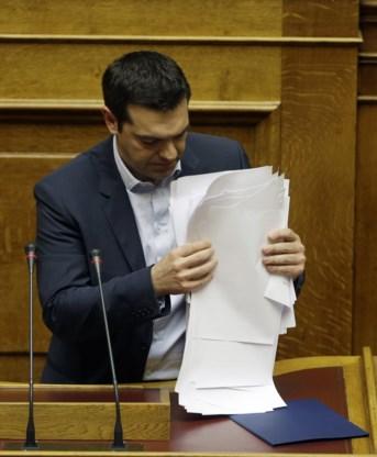 Tsipras doet Bel20-index struikelen