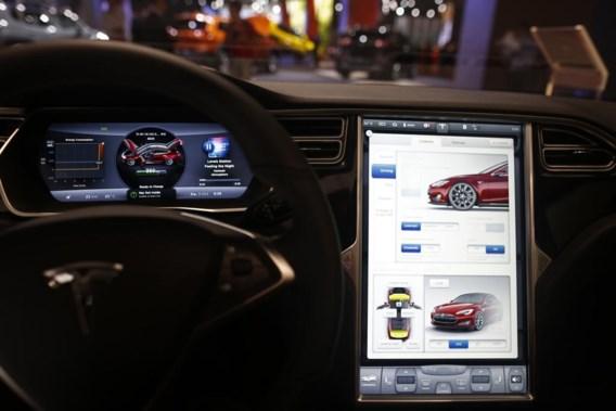 De suggestieve boodschap van autoconstructeur Tesla: wil je jouw rijgedraggegevens niet met ons delen, dan kan die peperdure Tesla simpelweg stuk gaan.