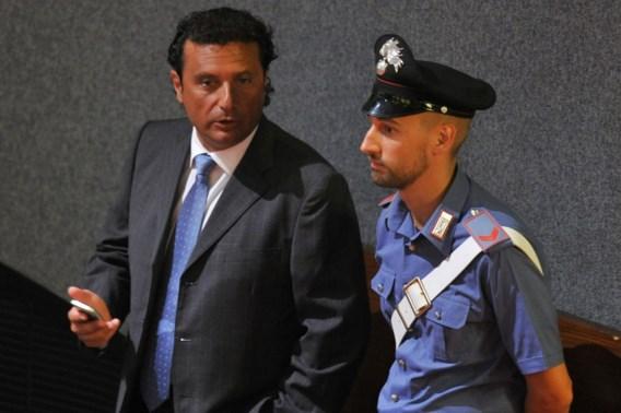 Kapitein krijgt zestien jaar cel voor ramp met Costa Concordia