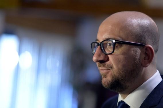 Premier Michel veroordeelt 'laffe aanslag'