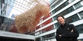 Belgische designer verrast met verbluffende installatie in Hongkong