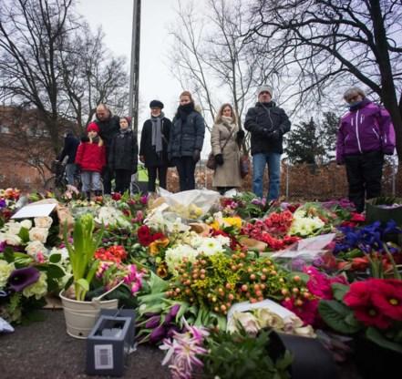 Kopenhagen rouwt na de aanslagen.