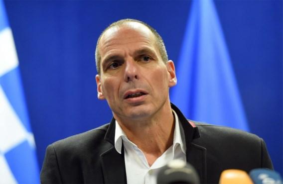 Varoufakis: 'Een kleine stap in nieuwe richting'