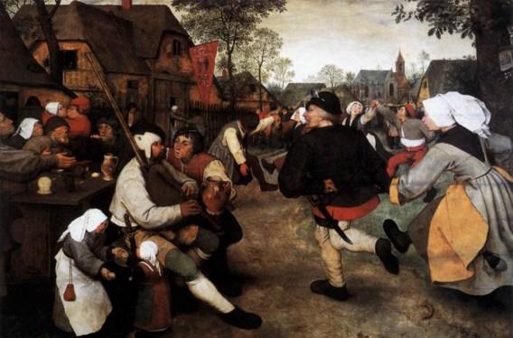 Onze achternamen werden erfelijk in de tijd dat Pieter Bruegel zijn boeren schilderde. Die 'boerkes' waren veel minder dorps dan altijd gedacht.