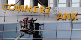 Fiscus valt binnen bij Duitse Commerzbank