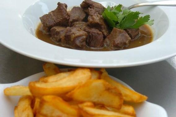 Iederéén kan deelnemen aan Nationale stoofvlees-frietdag