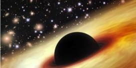 'Onmogelijk' groot zwart gat gevonden