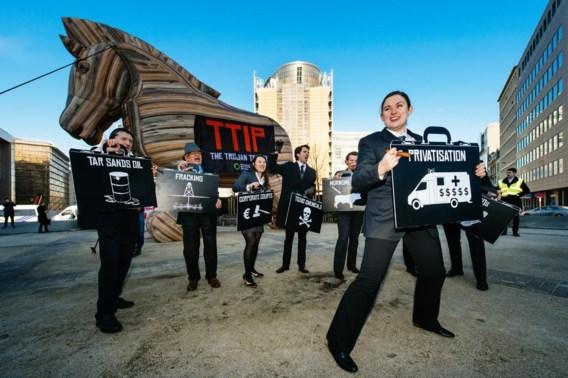 Is TTIP een Trojaans paard, een bedreiging die onze Europese levenswijze zal aanvreten?