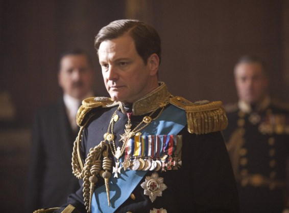 'The king's speech': subliem historisch drama.