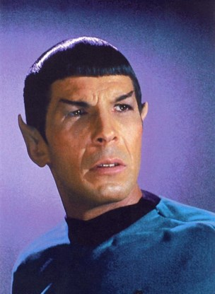 Mr. Spock: iconisch.