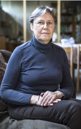 'Ik voel me onzeker en ongelukkig', zegt Jeanien Claeys.