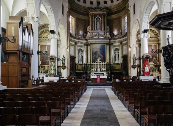 Het augustijnenklooster, hartje Gent.