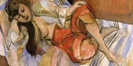 Matisse op weg naar huis