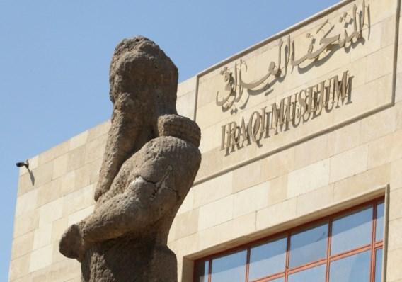 Museum van Bagdad heropent twaalf jaar na plundering