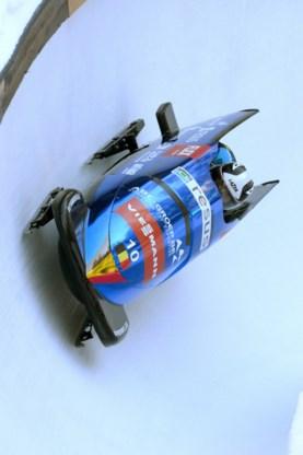 Belgian Bullets ontgoochelen op WK bobslee