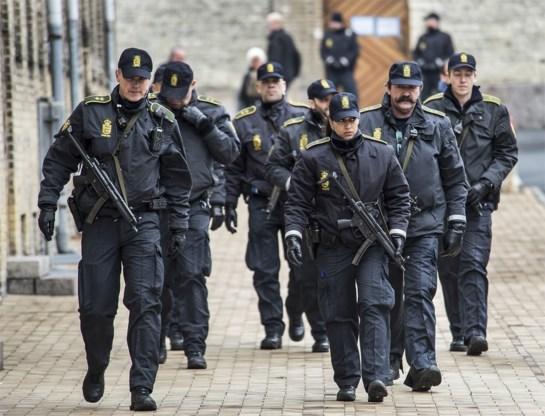 Aanhouding bevestigd van verdachte gelinkt aan schutter Kopenhagen