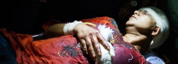Avijit Roy overleefde de aanval niet, zijn vrouw Rafida Ahmed (foto), werd zwaargewond.