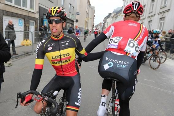 Herman Frison (Lotto-Soudal): 'Onze jonge ploeg heeft collectief goed gepresteerd'