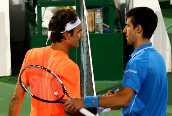 Federer verslaat Djokovic voor zevende titel in Dubai