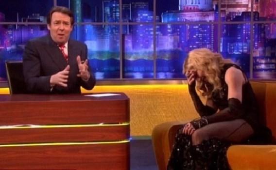 Madonna spreekt over 'horrorshow' op BRIT awards