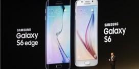 Samsung slaat terug met Galaxy S6