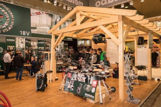 Bouwen met hout verdubbeld in populariteit