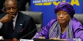 'Het aantal ebolabesmettingen op nul krijgen belangrijkste prioriteit'