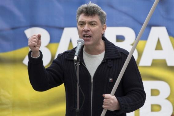 'Nemtsov had contact met Russische soldaten in Oekraïne'