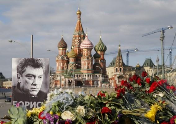 Twee verdachten gearresteerd voor moord Nemtsov