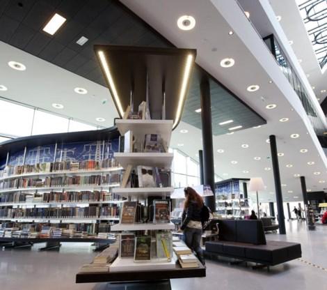 De barometer van de bibliotheken staat al drie jaar op slecht weer.